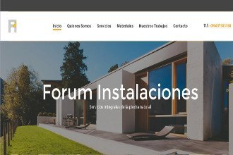 Forum Instalaciones